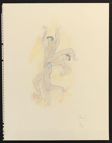 Jean Cocteau, 'Flamenco Dancer', 1951