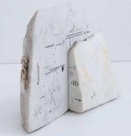 Marie Orensanz, 'Aimant la Terre', 1984