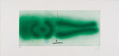 Victor Pasmore, 'Green Water', 1992