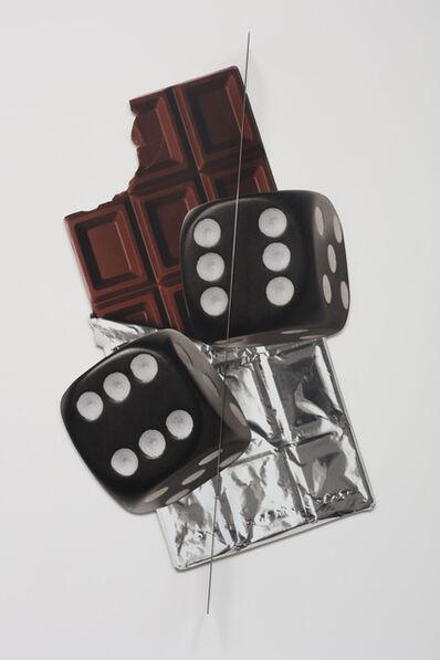 Kathryn Andrews, 'Chocolate Die', 2018