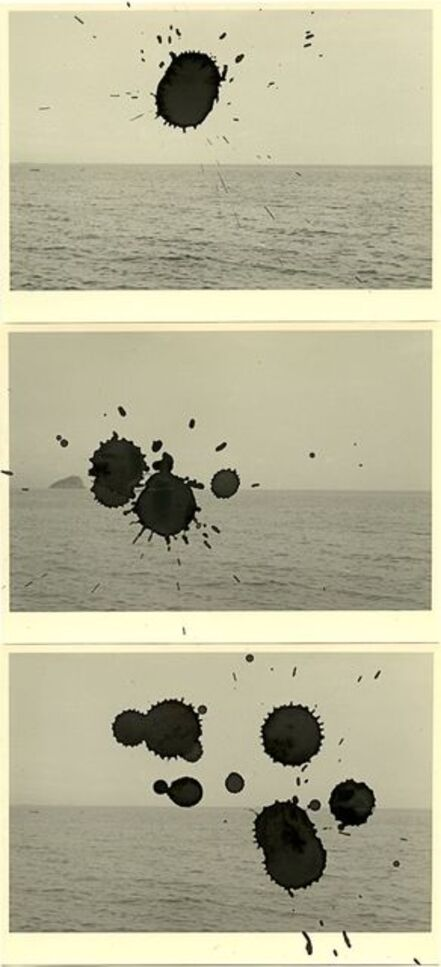 Bruno V. Roels, 'Explosions Over Calm Seas', 2019