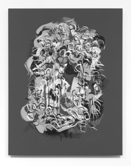 "Carol Salmanson, '""Radiations 6""', 2017"