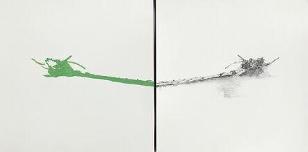 Kiki Gaffney, 'Green Cottonwood', 2018