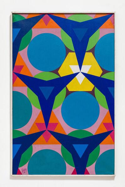 Attila Joláthy, 'Astrunid', 1966