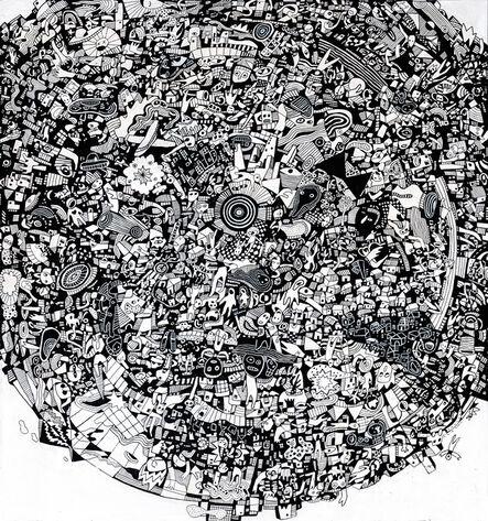 Fatoni Makturodi, 'Chaosphere', 2018