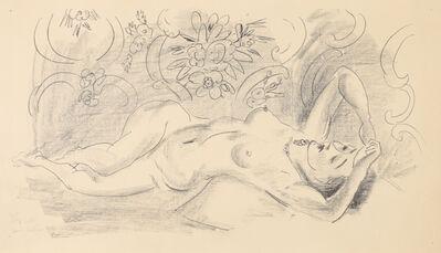 Henri Matisse, 'Nu. Étude de torsion du corps', 1926