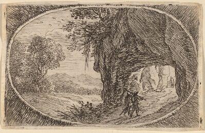 Herman van Swanevelt, 'The Path through the Rock'