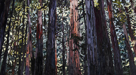 Deb Komitor, 'The Quiet of the Forest', 2015