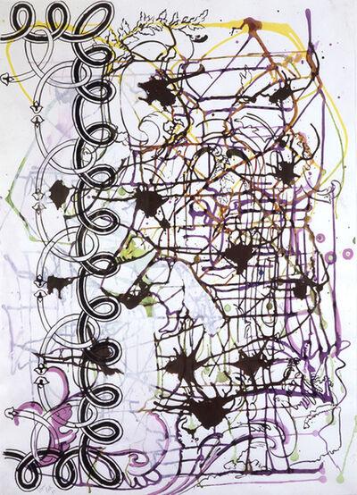 """Sigmar Polke, '""""Untitled""""', 1987"""