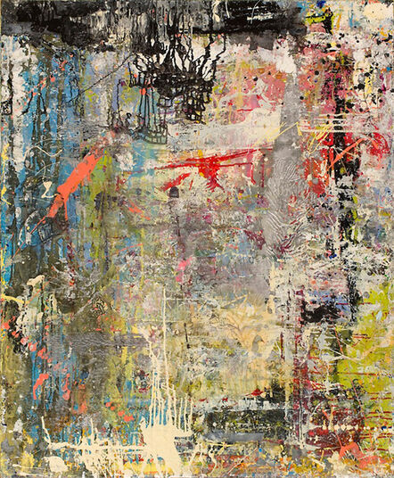 Bernd Haussmann, 'Lost Paintings #2395', 2014