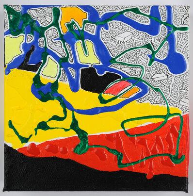Carol Brown Goldberg, 'A Tranquil Jungle', 2020