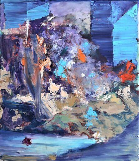 Dan Maciuca, 'The Blue Bridge', 2017