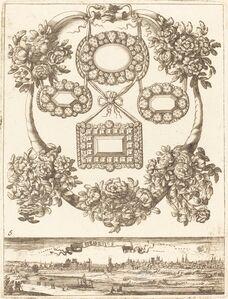 François Le Febvre, 'Paris', probably 1665