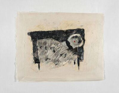 Azade Köker, 'Liegende', 2017
