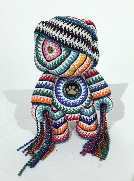 Jan Huling, 'Holding Beads'