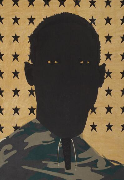 Phillip Thomas, 'Selves Portrait', 2015