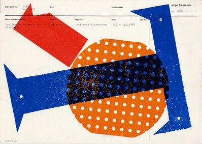 Karel Martens, 'Untitled', ca. 1991