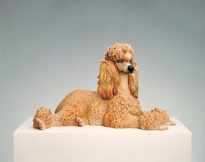 Jeff Koons, 'Poodle', 1991