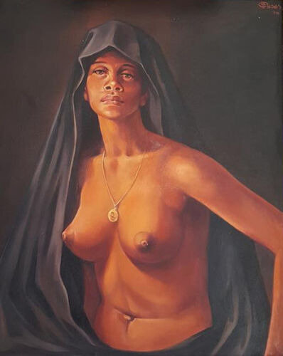 "Neves e Sousa, '""MAHUNGA WOMAN""', 1972"