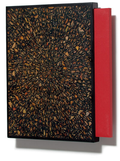 Fred Tomaselli, 'Phrase Book', 2000