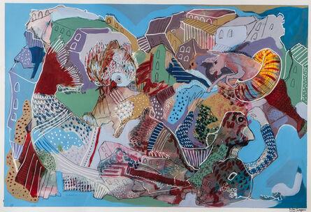 Bashir Qonqar, 'Mermaids', 2016