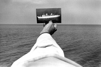 Kenneth Josephson, 'New York State (Ship)', 1970