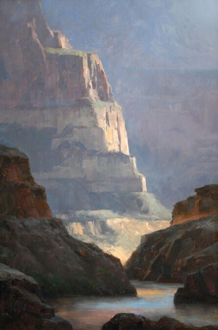 Dave Santillanes, 'Evening at Garnet Canyon', 2015