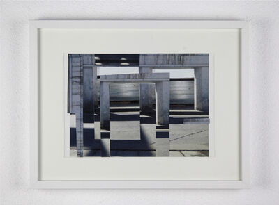 Clemens Behr, 'Moscow Under Construction 1/3', 2014