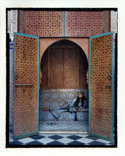 Lalla Essaydi, 'Harem #7', 2009
