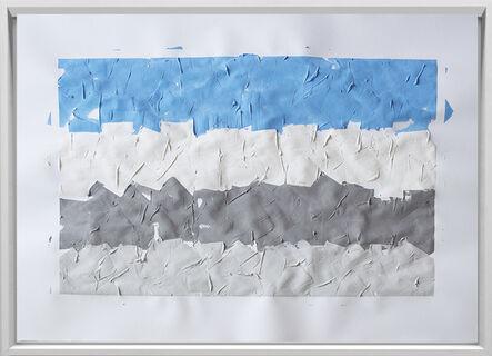 Rodrigo González Castellanos, 'Desgaste de la psicología del color, Ciencia', 2020