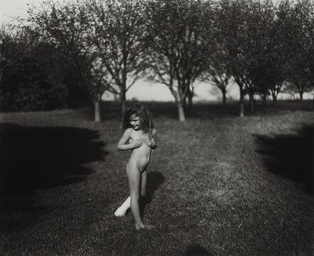 Sally Mann, 'Modest Child #2', 1990