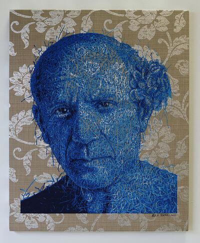 Alexi Torres, 'Blue Picasso', 2021