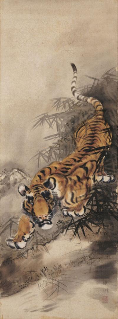 Lu Tieh-Chou 呂鐵州, 'Tiger', 1932
