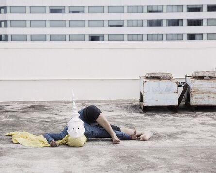 Cédric Arnold, 'Theatre of the Untold IV', 2015
