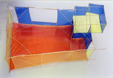 Jan Willem Maris, 'Plein Barcelona Transparant', 2018