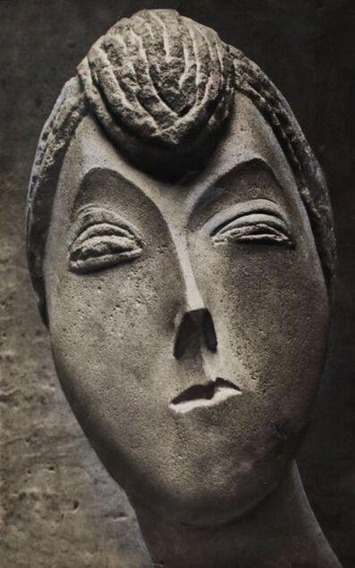 Constantin Brâncuși, 'Portrait de Femme', ca. 1910