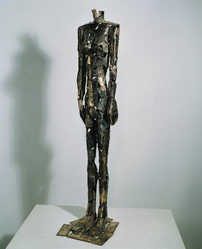 Wu Shaoxiang 吴少湘, '直立的财富; Standing Wealth', 2008