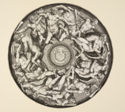 Philippe Thomassin, '[Battle of the Lapiths]', 1617-1619