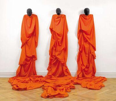 Wolfgang Stiller, 'Monks', 2017