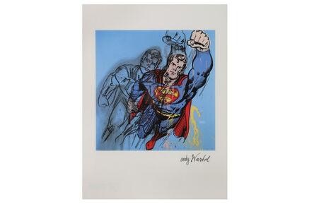 Andy Warhol, 'Superman', 1980s