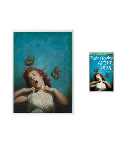 Richard Prince, 'Fulton Ryder After Dark by Howard Johnson', 2013