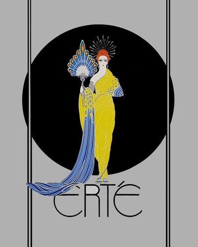 Erté (Romain de Tirtoff), 'APHRODITE', 1982