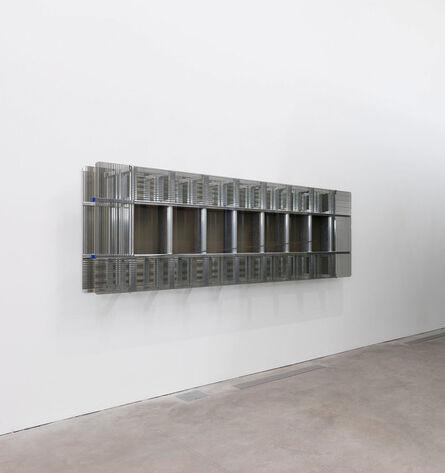 Reinhard Mucha, 'Nemitz', 2016