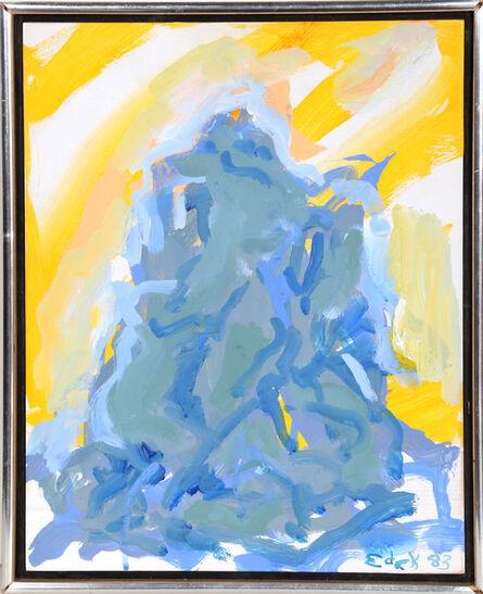 Elaine de Kooning, 'Bacchus', 1983
