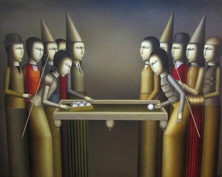"Armen Gevorgian, '""Game"" / ""Oyun""', 2015"