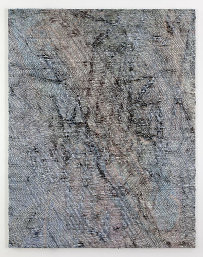 Garth Weiser, 'Final countdown; J Brave Luminous', 2013