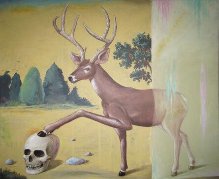 Tony Geiger, 'Fall of the Hunter', 2017