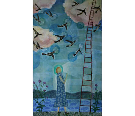 Donald Saaf, 'Ladder'