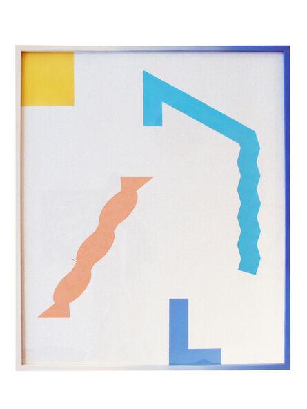 Jesse Moretti, 'Flatland 2', 2013