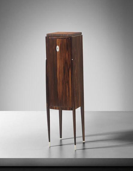 Jacques-Emile Ruhlmann, 'Spindle-legged cabinet, model no. 1525AR', ca. 1920s